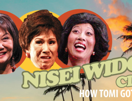 The Nisei Widows Club: How Tomi Got Her Groove Back – WORLD PREMIERE