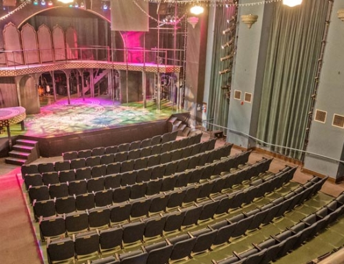 Rent the Beautiful David Henry Hwang Theatre in the Historic Union Center for the Arts!