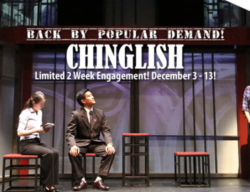 Chinglish – Back By Popular Demand!