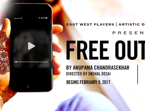 East West Players Announces Cast and Creative Team of FREE OUTGOING, Performances Begin February 9, 2017