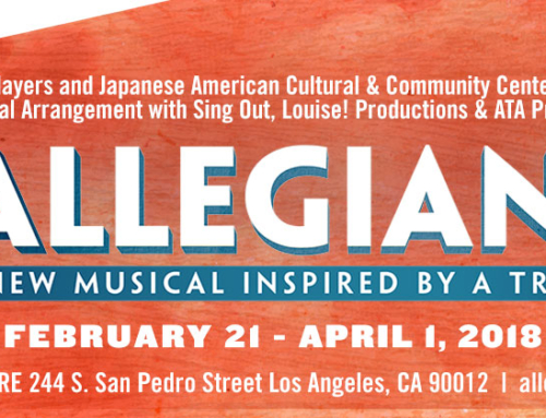[CASTING] Dance Open Call for the L.A. premiere of ALLEGIANCE
