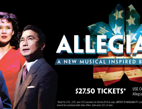 ALLEGIANCE Black Friday and Cyber Monday Sale!