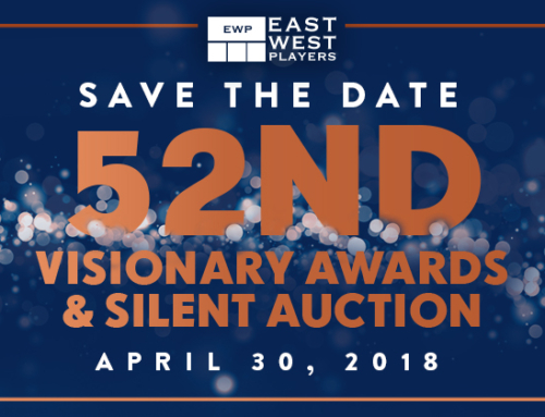 East West Players' 52nd Anniversary Visionary Awards Dinner and Silent Auction