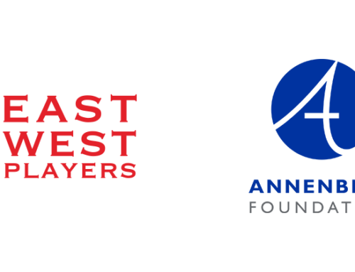 Announcement: East West Players Receives Grant From Annenberg Foundation To Produce Artistic Works About Asian Pacific Experiences