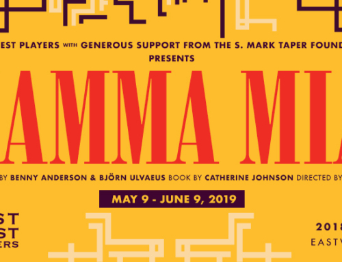"East West Players Announces ""Mamma Mia!"""