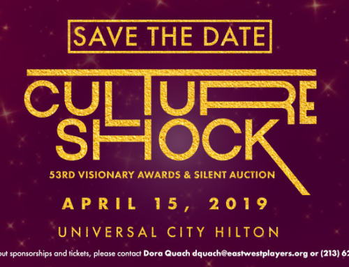 East West Players' 53rd Visionary Awards Honors Tim Dang on Monday, April 15, 2019 at Hilton Universal City